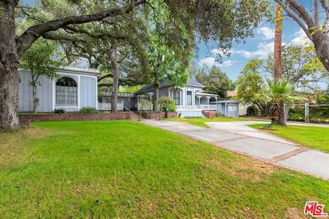 305 Ramona Avenue, Sierra Madre, CA 91024 (#21719712) :: Wahba Group Real Estate | Keller Williams Irvine