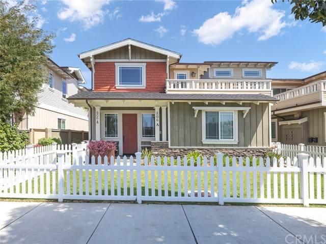 806 N Irena Avenue A, Redondo Beach, CA 90277 (#SB21080138) :: Powerhouse Real Estate