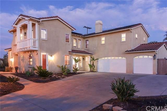 399 Amparo Drive, Escondido, CA 92025 (#OC21080225) :: The Kohler Group