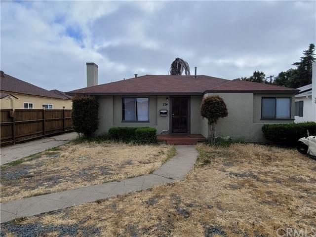 234 4th Avenue, Chula Vista, CA 91910 (MLS #OC21081101) :: Desert Area Homes For Sale