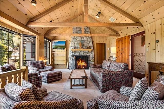 344 John Muir Road, Lake Arrowhead, CA 92352 (#EV21082655) :: Mark Nazzal Real Estate Group