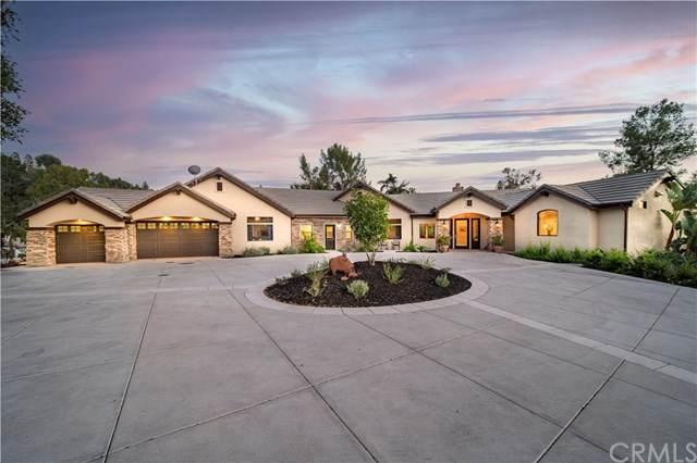 1760 Hollyhill Lane, Glendora, CA 91741 (#CV21083174) :: Cal American Realty