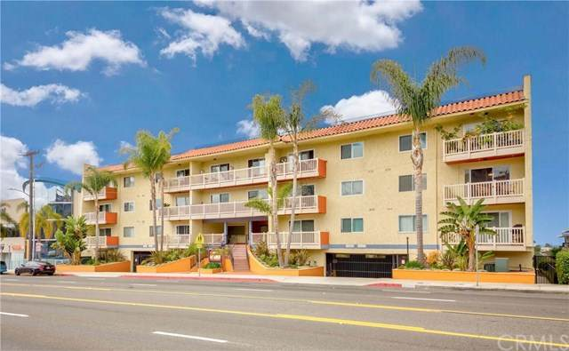 1707 Pacific Coast #402, Hermosa Beach, CA 90254 (#PW21082616) :: Compass