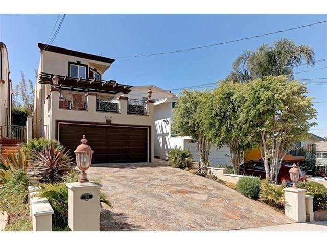 509 N Dianthus Street, Manhattan Beach, CA 90266 (#AR21083918) :: Power Real Estate Group