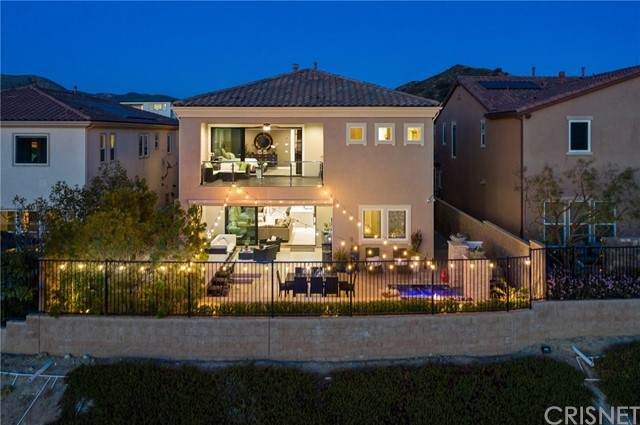 11945 Mirabel Way, Porter Ranch, CA 91326 (#SR21084001) :: Steele Canyon Realty