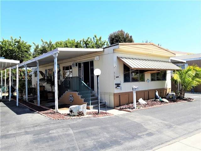 12550 E. Carson #171, Hawaiian Gardens, CA 90716 (#OC21084374) :: Wahba Group Real Estate | Keller Williams Irvine