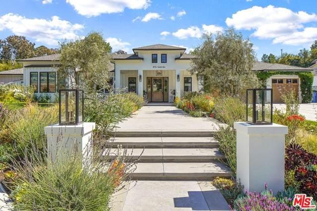 896 Tamlei Avenue, Thousand Oaks, CA 91362 (#21721702) :: Berkshire Hathaway HomeServices California Properties
