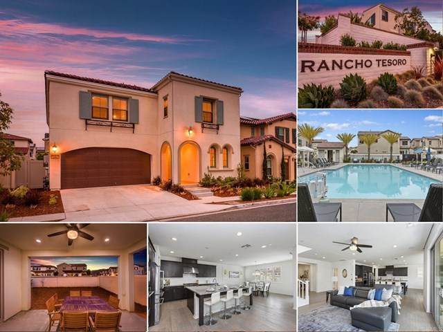 206 Treasure Drive, San Marcos, CA 92078 (#NDP2104354) :: eXp Realty of California Inc.