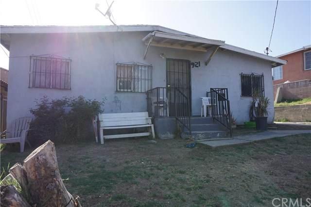 923 N Alma Avenue, City Terrace, CA 90063 (#PW21086013) :: Compass
