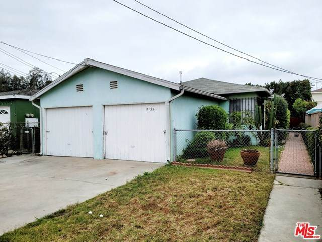 11133 Eastwood Avenue, Inglewood, CA 90304 (#21722664) :: Team Forss Realty Group