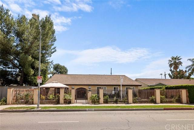 16328 Nordhoff Street, North Hills, CA 91343 (#SR21086465) :: The Costantino Group | Cal American Homes and Realty