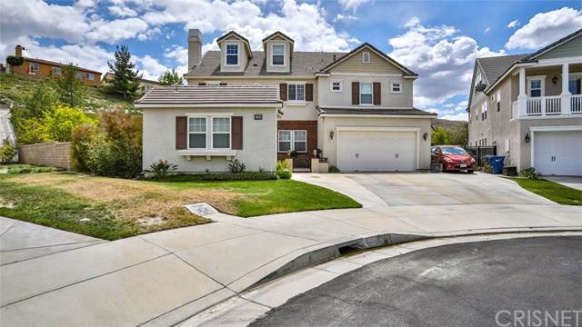17004 Southern Willow Court, Canyon Country, CA 91387 (#SR21086413) :: Go Gabby