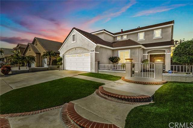 8775 E Cloudview Way, Anaheim Hills, CA 92808 (#PW21086940) :: Compass