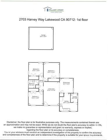 2703 Harvey Way - Photo 1