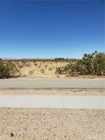 0 Adobe Road, 29 Palms, CA 92277 (#JT21089442) :: The Marelly Group | Sentry Residential