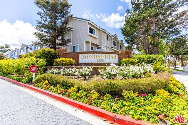 2800 Plaza Del Amo #421, Torrance, CA 90503 (#21725014) :: The Costantino Group   Cal American Homes and Realty