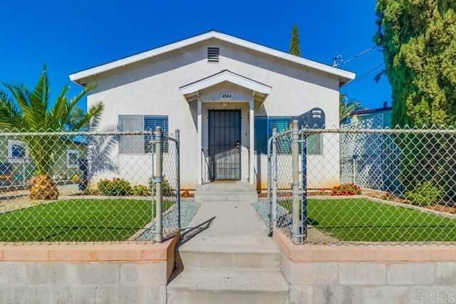 4044 Manzanita Dr, San Diego, CA 92105 (#NDP2104583) :: The Costantino Group   Cal American Homes and Realty
