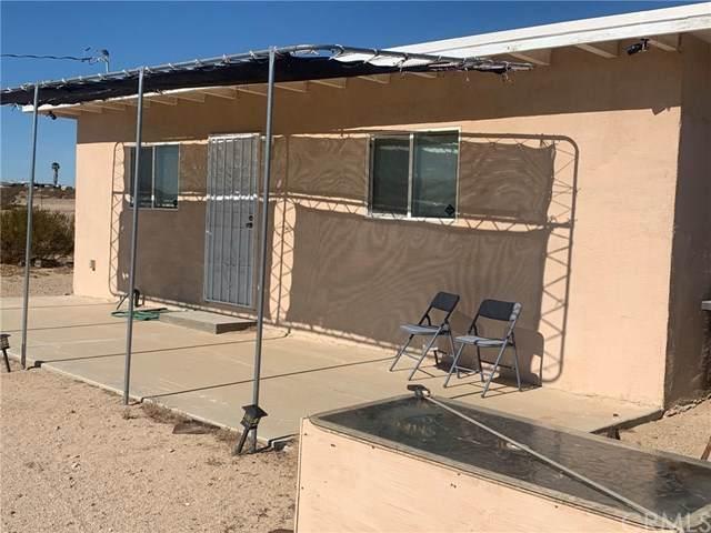 1567 Jackrabbit, 29 Palms, CA 92277 (#JT21089907) :: Mainstreet Realtors®