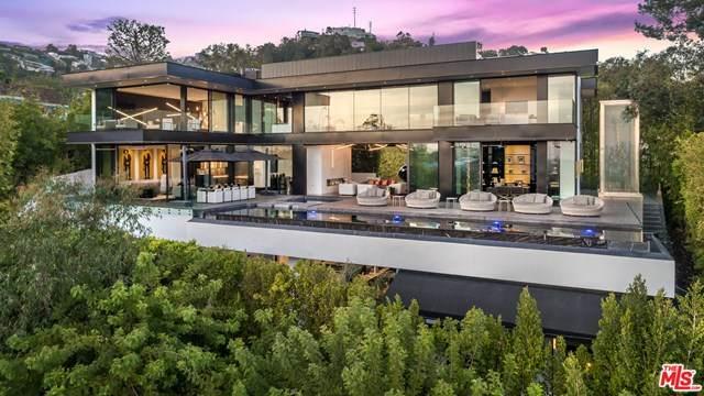 1369 Londonderry Place, Los Angeles (City), CA 90069 (#21725484) :: The DeBonis Team