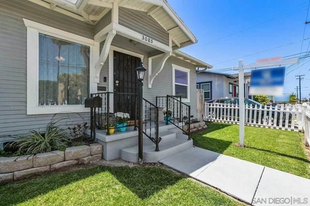 3085 Polk, San Diego, CA 92104 (#210011436) :: RE/MAX Empire Properties