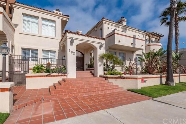 302 S Catalina Avenue #8, Redondo Beach, CA 90277 (#SB21091858) :: Mainstreet Realtors®