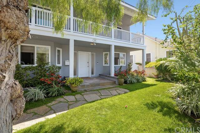540 24th Place, Hermosa Beach, CA 90254 (#SB21092238) :: Compass