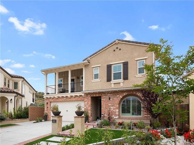42 Cielo Cresta, Mission Viejo, CA 92692 (#OC21091762) :: Rogers Realty Group/Berkshire Hathaway HomeServices California Properties