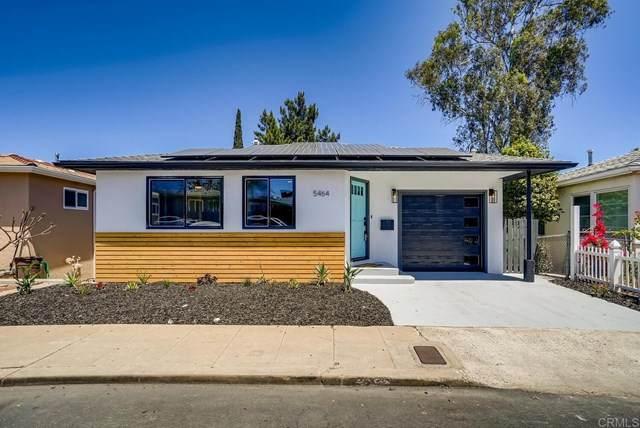 5464 Gilbert Drive, San Diego, CA 92115 (#NDP2104748) :: Compass