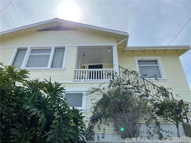 419 N N Leland Avenue, San Pedro, CA 90732 (#SB21092206) :: Mainstreet Realtors®