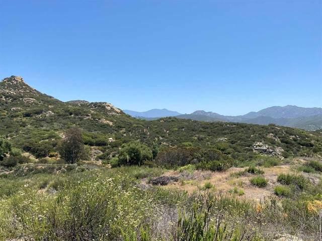 0 San Vicente View, Ramona, CA 92065 (#210011684) :: Compass