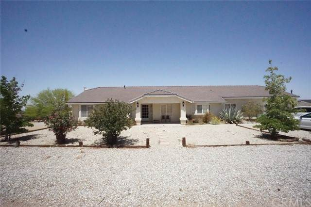 1228 Pinon Road, Pinon Hills, CA 92372 (#TR21094256) :: Team Forss Realty Group
