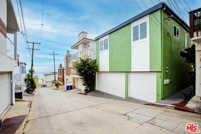 127 Seaview Street, Manhattan Beach, CA 90266 (#21727302) :: Compass
