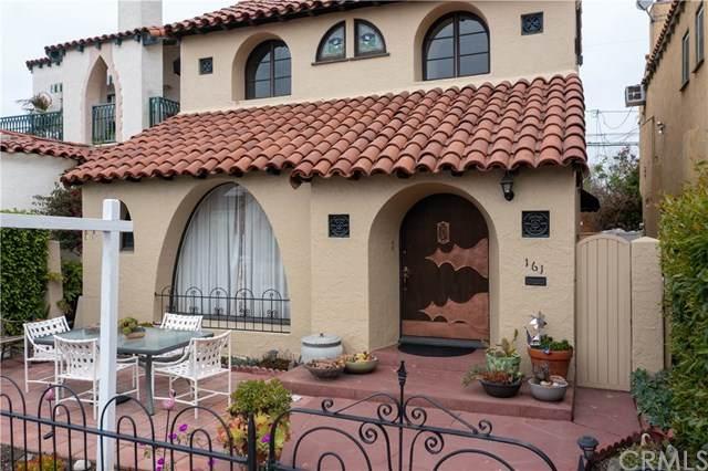 161 Claremont Avenue, Long Beach, CA 90803 (#PW21094076) :: Mainstreet Realtors®