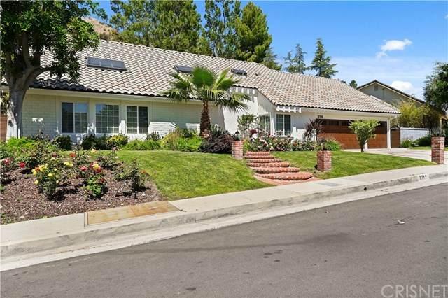 3715 Gleneagles Drive, Tarzana, CA 91356 (#SR21094928) :: The Costantino Group | Cal American Homes and Realty