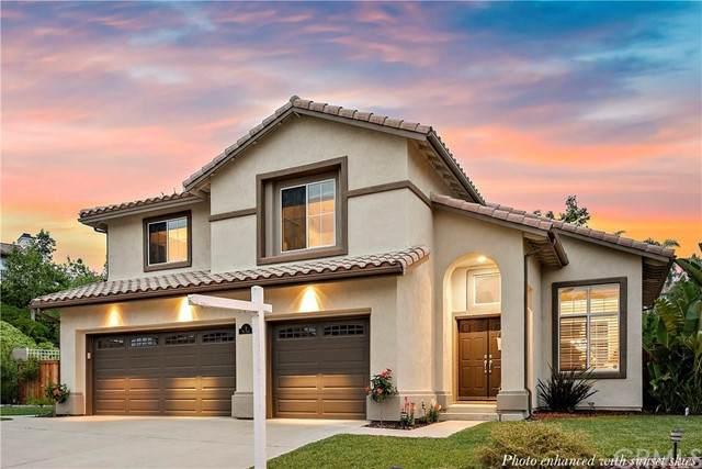 8 Via Torre, Rancho Santa Margarita, CA 92688 (#OC21094725) :: Mint Real Estate