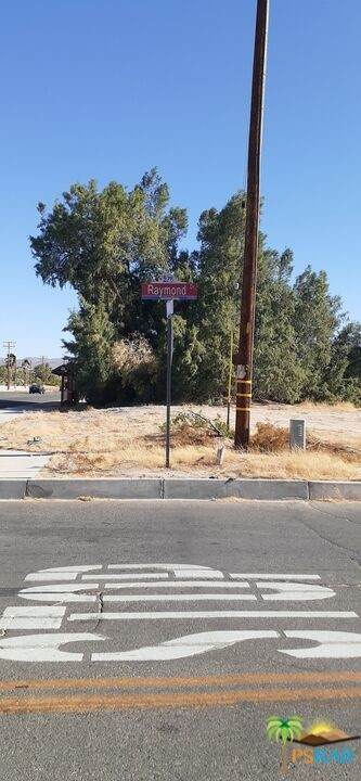 0 10 Acres Raymond Way Power Water, 29 Palms, CA 92277 (#21728078) :: The Marelly Group | Sentry Residential
