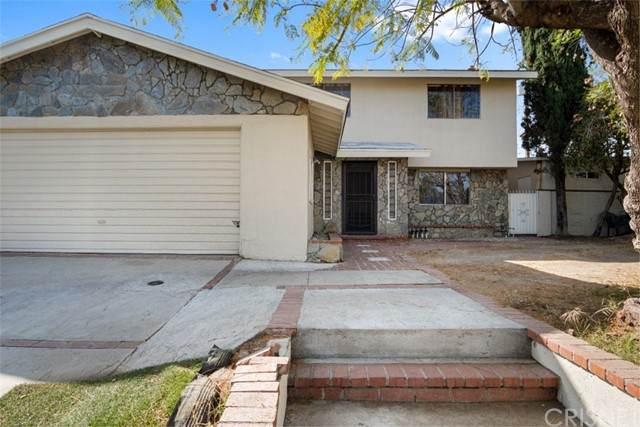 14389 Cyrene Place, Sylmar, CA 91342 (#SR21095990) :: The Brad Korb Real Estate Group