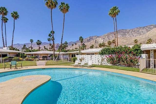 2250 S Calle Palo Fierro #5, Palm Springs, CA 92264 (#219061593DA) :: Latrice Deluna Homes