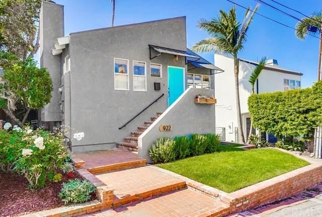 922 15th Place, Hermosa Beach, CA 90254 (#OC21095602) :: Go Gabby