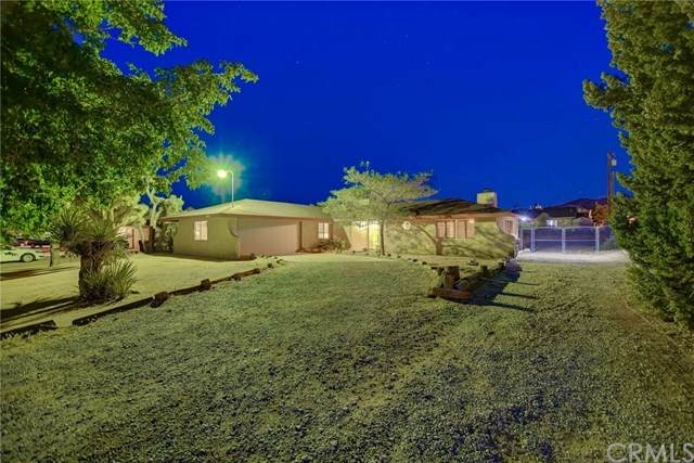 57995 Carlyle Drive, Yucca Valley, CA 92284 (#EV21096022) :: Pam Spadafore & Associates