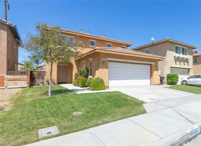 2232 Jornada Drive, Perris, CA 92571 (#SW21096271) :: A|G Amaya Group Real Estate