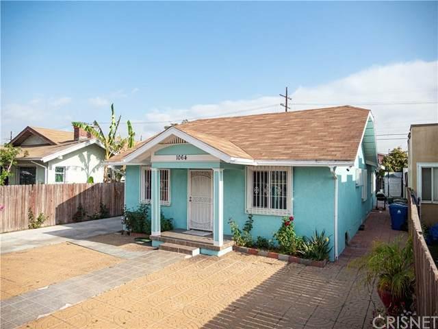 1064 W 61st Street, Los Angeles (City), CA 90044 (#SR21096526) :: Team Forss Realty Group