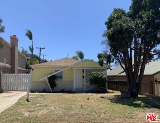 908 Rosecrans Avenue, Manhattan Beach, CA 90266 (#21687038) :: The Marelly Group | Sentry Residential