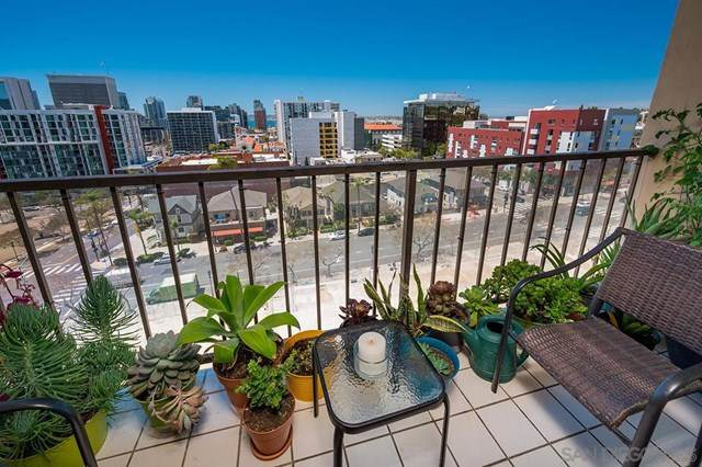 1514 7th Avenue #602, San Diego, CA 92101 (#210012056) :: The Costantino Group | Cal American Homes and Realty