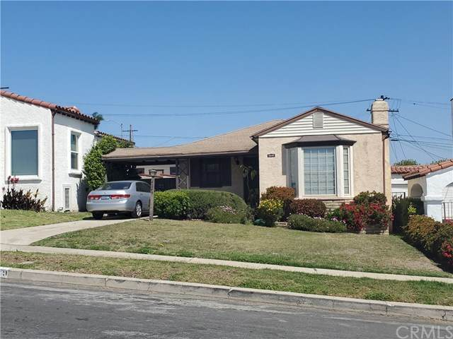4249 W 59th Place, County - Los Angeles, CA 90043 (#CV21097057) :: The Costantino Group | Cal American Homes and Realty