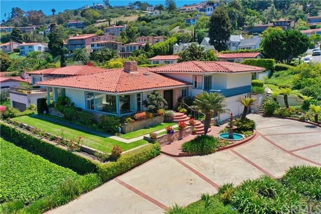 760 Via Del Monte, Palos Verdes Estates, CA 90274 (#PV21093833) :: Mainstreet Realtors®
