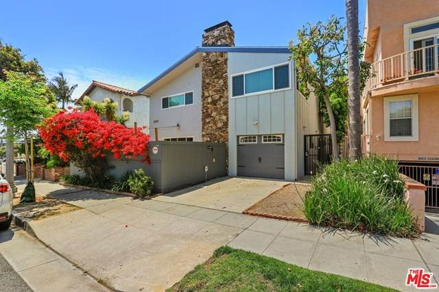 1120 24Th Street D, Santa Monica, CA 90403 (#21728776) :: The Bhagat Group