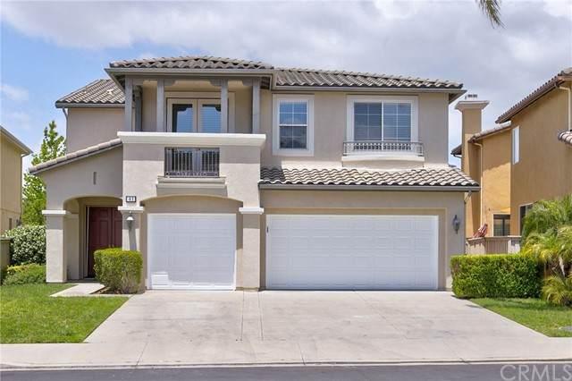 41 Teaberry Lane, Rancho Santa Margarita, CA 92688 (#WS21096708) :: Wahba Group Real Estate | Keller Williams Irvine