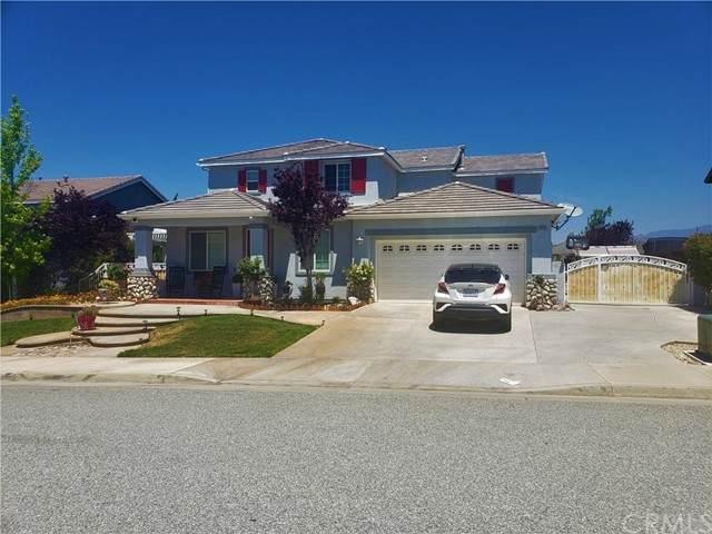 1246 Oakhurst Court, Beaumont, CA 92223 (#EV21097053) :: A|G Amaya Group Real Estate