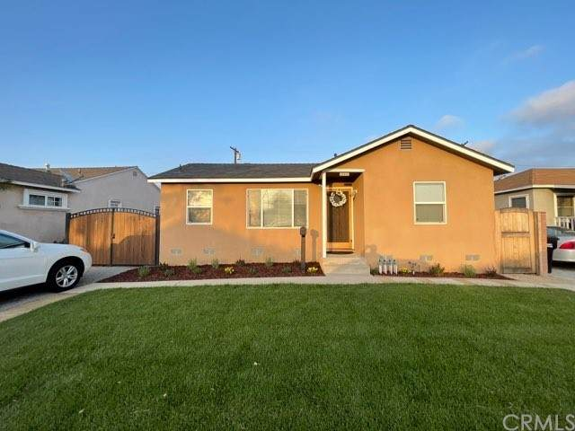 22822 Doble Avenue, Torrance, CA 90502 (#CV21097880) :: Compass